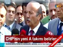 CHP Lideri Kemal Kılıçdaroğlu, Merkez Yönetim Kurul'nu (MYK) Belirledi