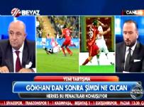 ibrahim toraman - Sinan Engin: Pozisyon yüzdeyüz penaltı