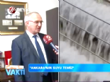 'Ankara'nın suyu temiz'