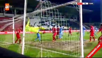 Trabzonspor: 2 Manisaspor: 0 (Ziraat Türkiye Kupası)