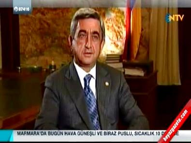 Serj Sarkisyan'dan Recep Tayyip Erdoğan'ın Davetine Red Cevap!