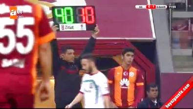Sneijder'den Hamzaoğlu'na tepki