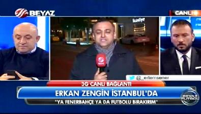 Beyaz Futbol Özel - Erkan Zengin: Ya Fenerbahçe'de Oynayacağım Ya Da Futbolu Bırakırım