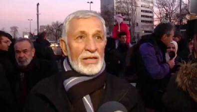 Almanya'da on binler İslam için haykırdı