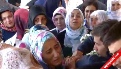 halklarin demokratik partisi - Cenaze töreninde PKK bayrağına tepki