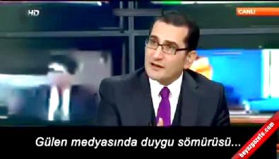 Kemal Gülen Samanyolu Yayın Grubu'nu alime benzetti