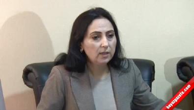 Figen Yüksekdağ'dan Leyla Zana açıklaması: Bize ait bir kriz değildir