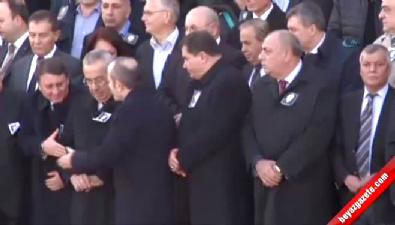 Pehlivanoğlu için Meclis'te tören düzenlendi