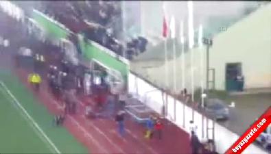 belediyespor - Amatör maçta ortalık karıştı