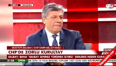 mustafa balbay - Mustafa Balbay, CHP'nin son 20 aydaki durumunu özetledi