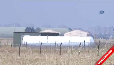 Diyarbakır 8. Ana Jet Üssü'nde 'Turuncu' Alarm