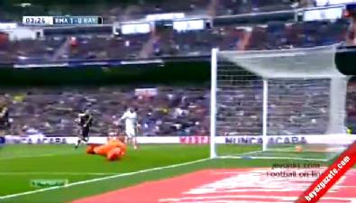 Real Madrid 10-2 ile Rayo Vallecano'yu sahadan attı!