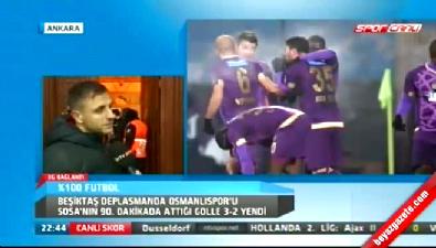 Bilal Aziz: Pozisyon net penaltıydı
