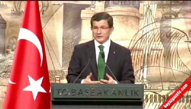Başbakan Davutoğlu: Bizim ülkemize değmemiş medeniyet yoktu