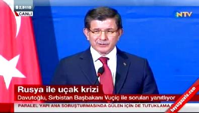 Başbakan Davutoğlu: PYD Fırat'ın batısına geçmedi