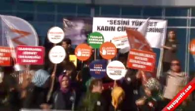 halklarin demokratik partisi - Özgecan Aslan Davası Protestolarla Başladı