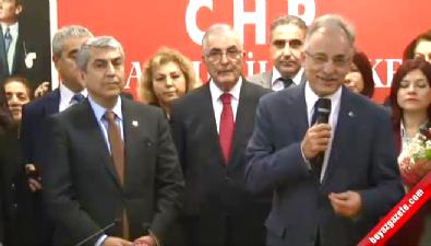 CHP İstanbul İl Başkanlığı'nda devir teslim töreni