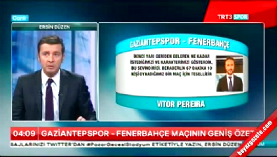 Vitor Pereira açık konuştu