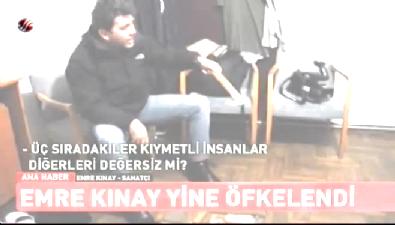 Emre Kınay'dan CHP'li Kadir Albayrak'a ağır sözler