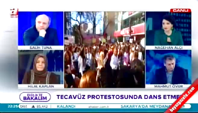 CHP'li Aylin Nazlıaka'ya dans tepkisi