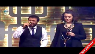 Ayşe Hatun Önal- Çak bi selam türkü versiyonu (Beyaz Show)