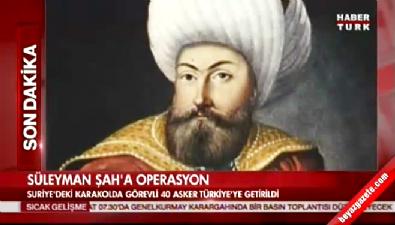 Süleyman Şah Türbesi'nin hikayesi