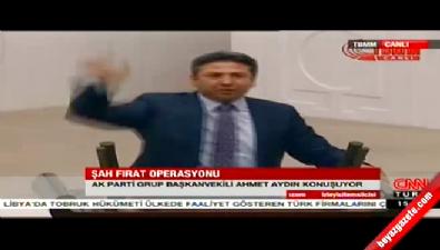 ahmet aydin - Ahmet Aydın: Masa başında Musul'u Kerkük'ü verenlerin konuşmaya hakkı yok