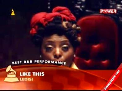 En iyi R&B şarkısı: Drunk In Love - Beyoncé featuring Jay Z (57. Grammy Ödül Töreni)