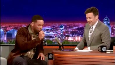 Will Smith & Jimmy Fallon Beatbox Show