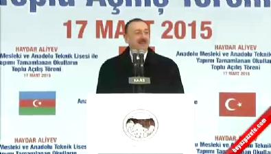 Cumhurbaşkanı Erdoğan'ın Kars konuşması