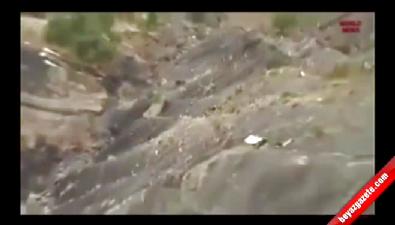 Fransa'da yolcu uçağı düştü: 150 ölü