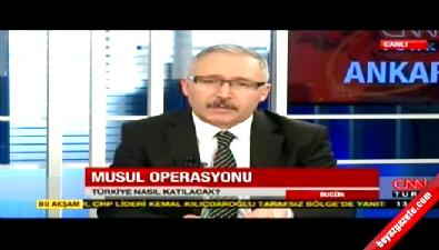 abdulkadir selvi - Abdülkadir Selvi, Musul operasyonunu anlattı