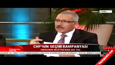 abdulkadir selvi - Kemal Kılıçdaroğlu başarısız olursa istifa edecek mi?