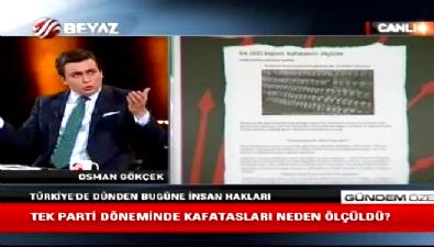 Osman Gökçek: Mimar Sinan'ın ölüsüne bile zulmetmişler