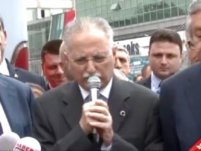 cumhuriyet meydani - İhsanoğlu vaatlerine vatandaştan gelen 'kaynak var mı' sorusu ile ara verdi
