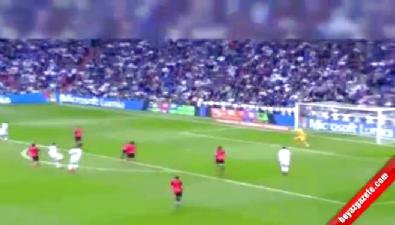 James Rodriguez'den enfes gol
