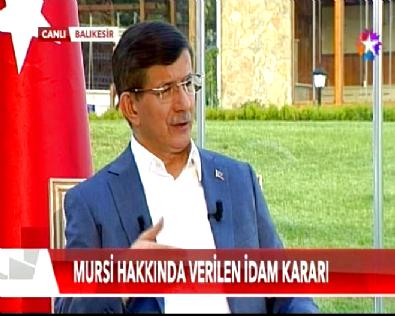 Başbakan Davutoğlu Gündeme Dair Açıklamalarda Bulundu / Star TV