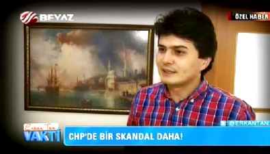 CHP'de yine skandal