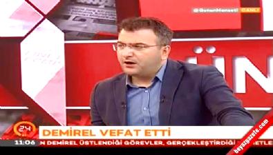Küçük: Süleyman Demirel reformcu olamadı