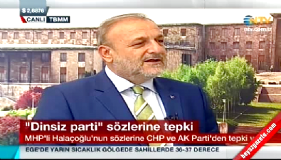 Oktay Vural: 'Halaçoğlu'nun sözlerini tasvip etmiyoruz'