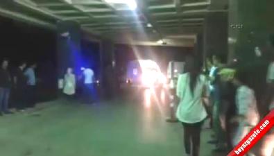 balaban - Jandarma karakoluna bomba yüklü araçla saldırı