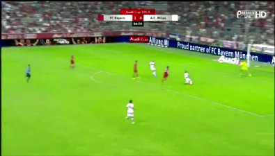 bayern munih - Lewandovski'den muhteşem gol