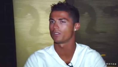 ronaldo - CR7'den bunaltan FIFA sorularına küfürlü nokta