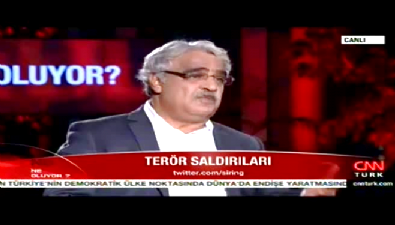 Mithat Sancar: PKK sağduyulu davrandı