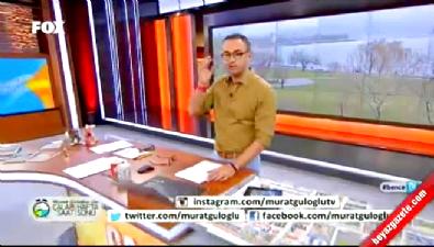 fox tv - Murat Güloğlu'na canlı yayında ilginç soru
