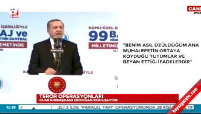 Cumhurbaşkanı Erdoğan'dan Cumhuriyet Gazetesi'ne tepki