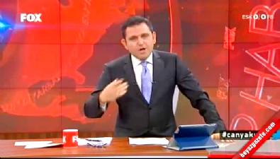fox tv - Fatih Portakal'da Kılıçdaroğlu'na koltuk göndermesi