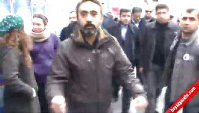 Selahattin Demirtaş Hrant Dink anmasına katıldı