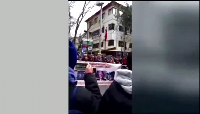 Hrant Dink'in anma töreninde CHP'li vekillerden katil devlet sloganı