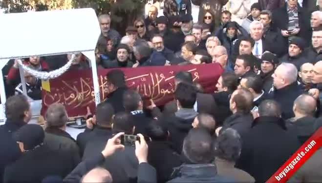 vehbi koc - Mustafa Koç dedesi Vehbi Koç'un yanına defnedildi